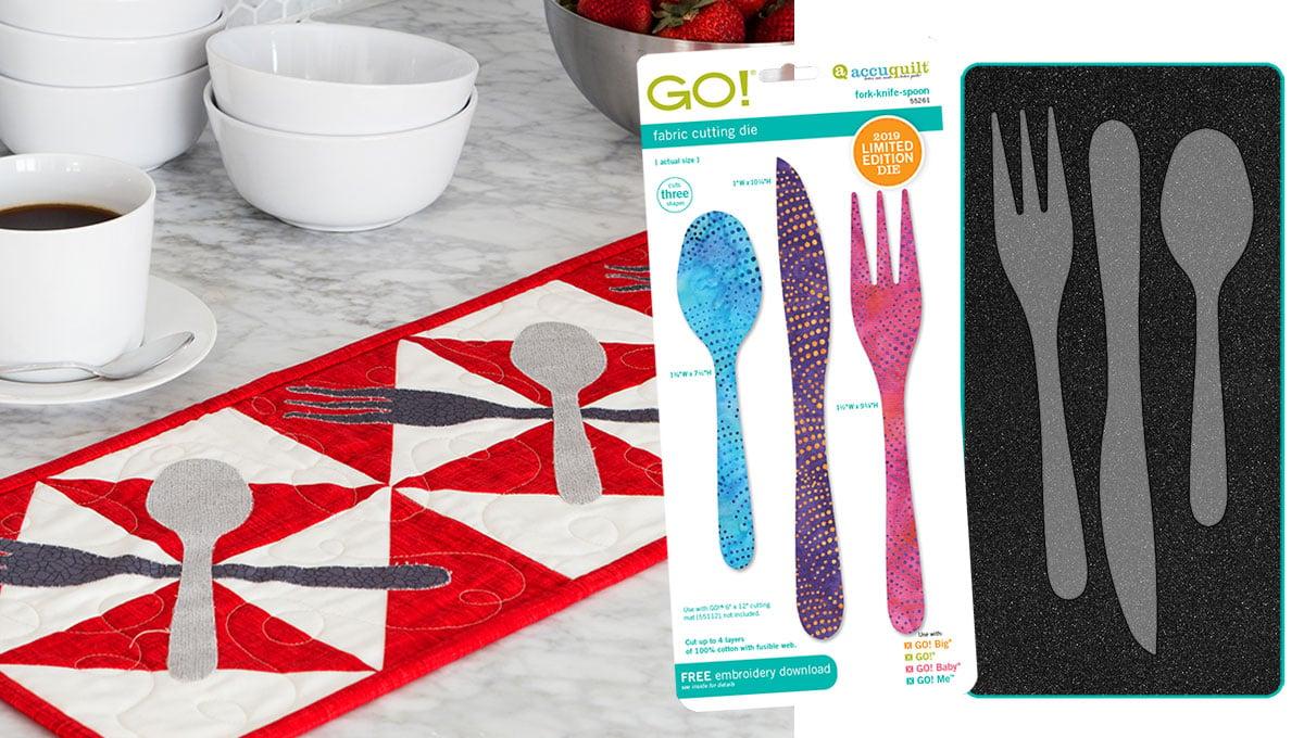 Fork-Knife-Spoon-Dies-Project