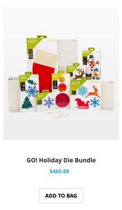 holiday die bundle